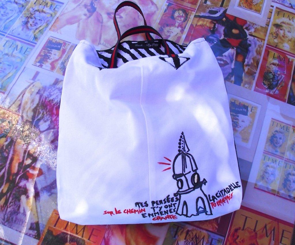 Jared Leto bag